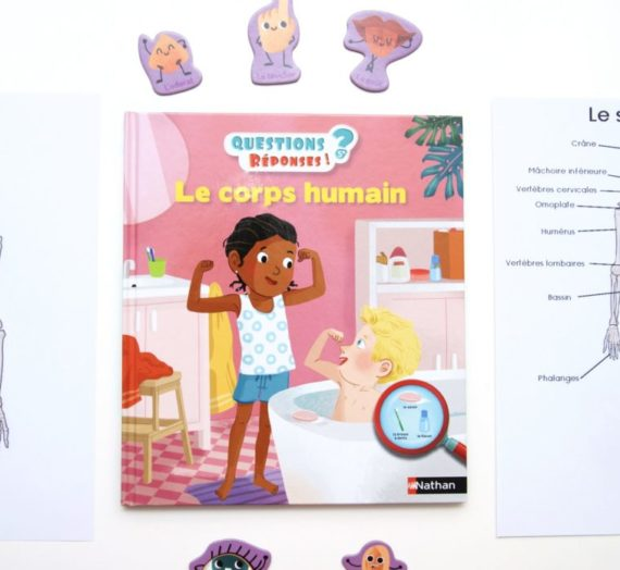 Lecture : Questions réponses – Le corps humain (Nathan)